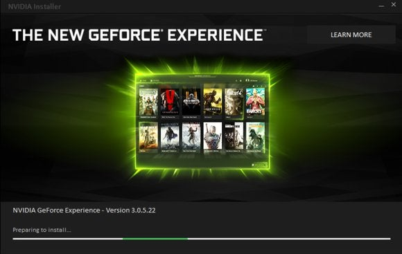 nvidia geforce experience customer service