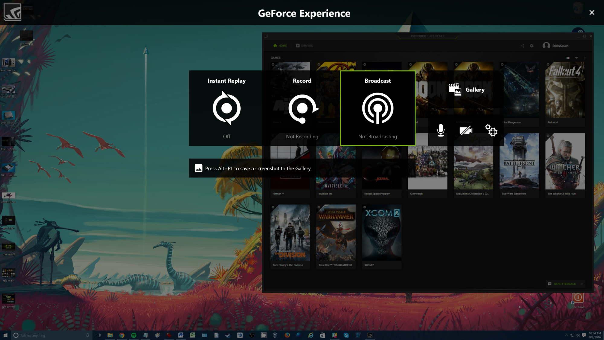 Nvidia's faster, better GeForce Experience 3 0 launches with