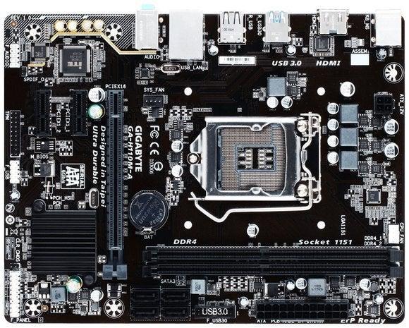 gigabyte h110 mobo