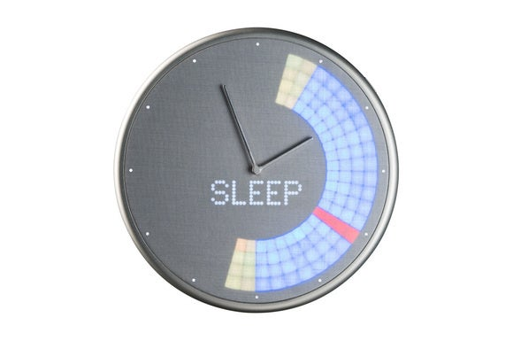 Glance Clock sleep
