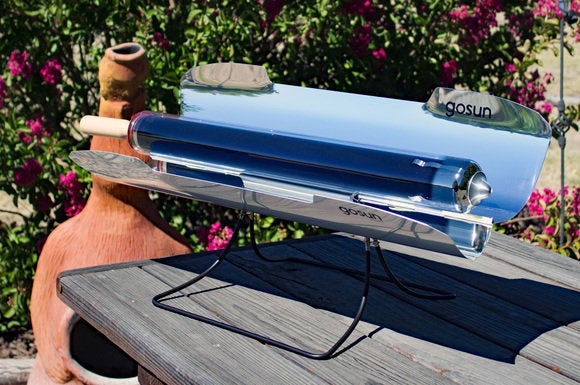 Go Sun Sport solar stove