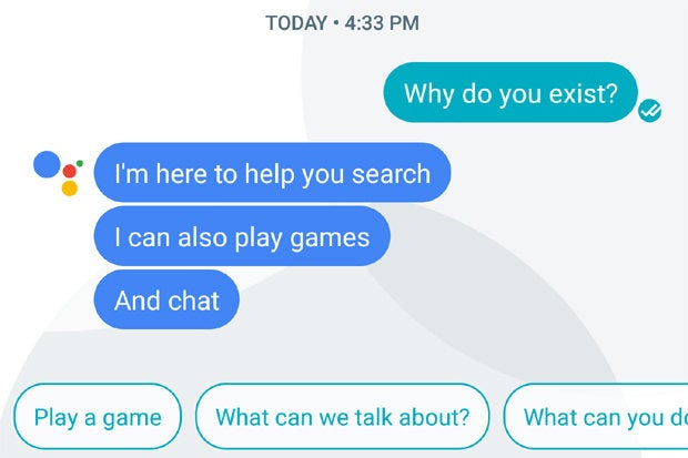 Google's Allo is a solution in search of a problem ...