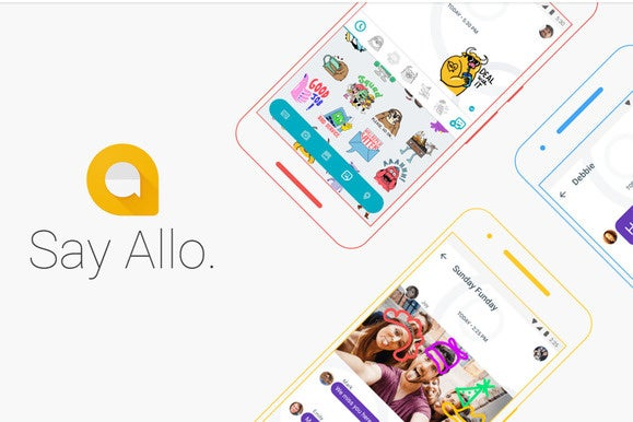 Google's Allo is an early personal assistant, not a late-to-market messaging app