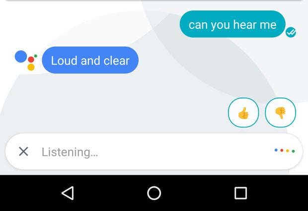google assistant tips voice