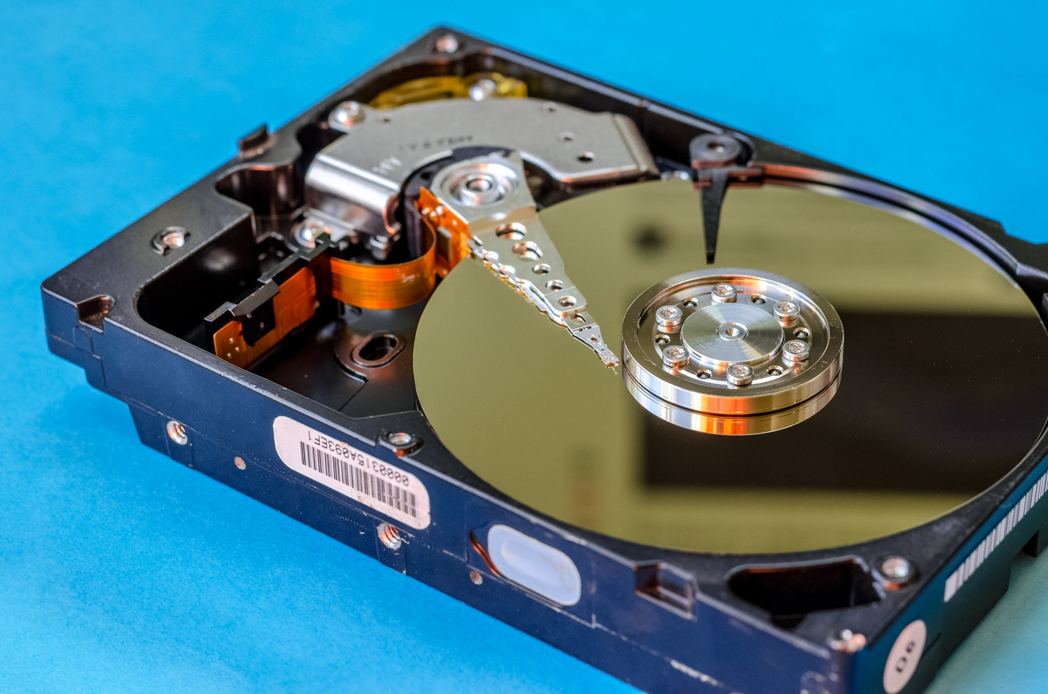How to retrieve files from hard drive laptop