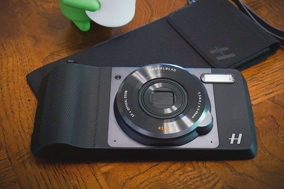 Hasselblad True Zoom review: A curiosity with almost nothing to