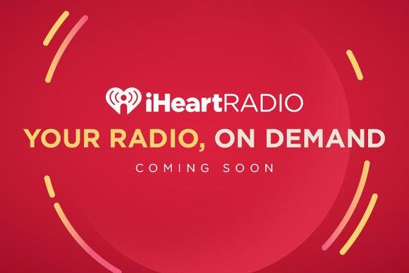 Following pandora iheartradio reveals new premium radio for Premium on demand