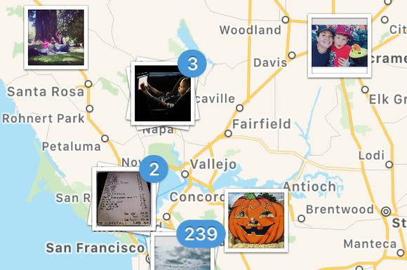 instagram maps opener