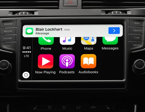 ios10 carplay