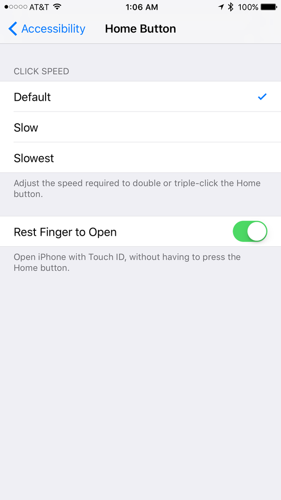 how to change network mode in ios 10