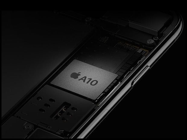 iphone 7 A10 fusion chip