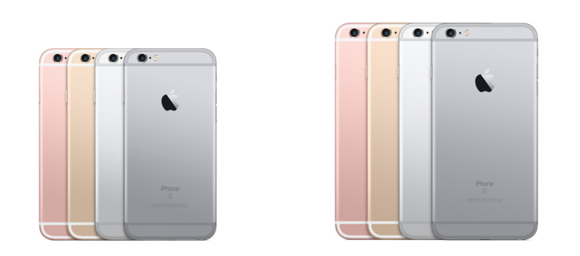 iphone6s 6splus compare