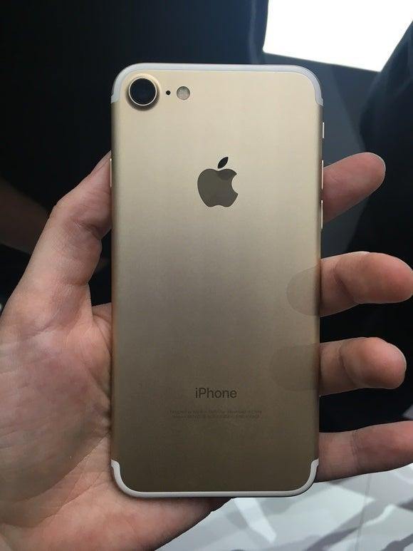 iphone7 rear
