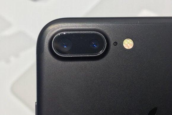 iphone7plus dual cameras