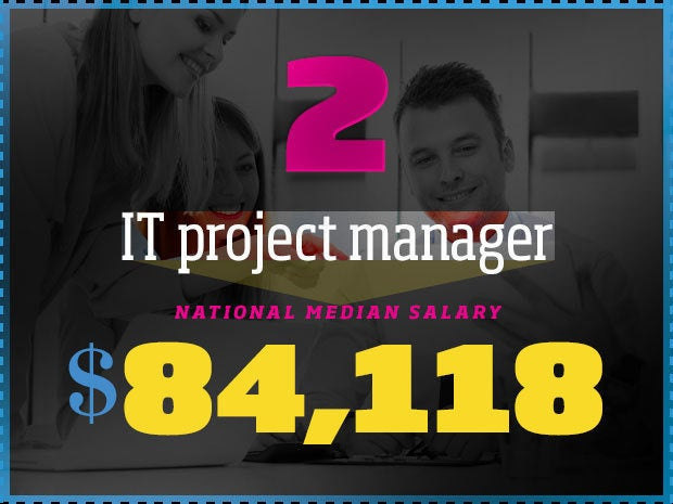 2. IT project manager