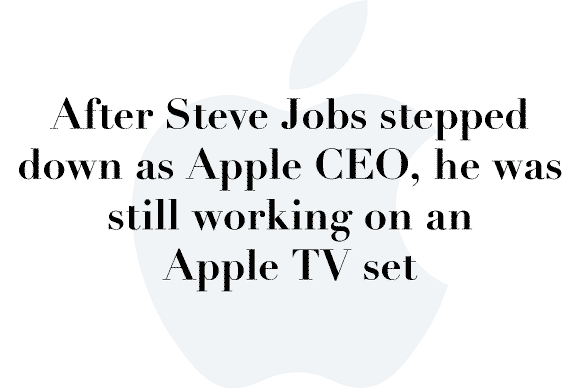 jobs apple tv set