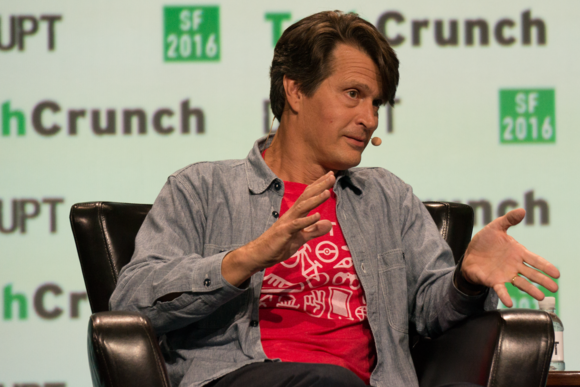 John Hanke TechCrunch Disrupt