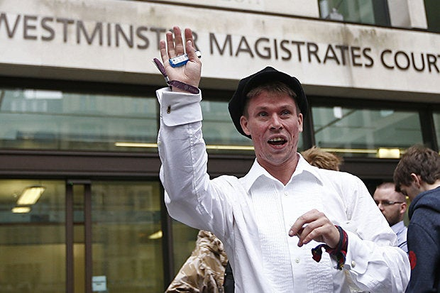 lauri love extradition