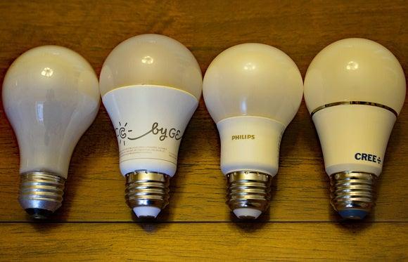LED bulb comparison