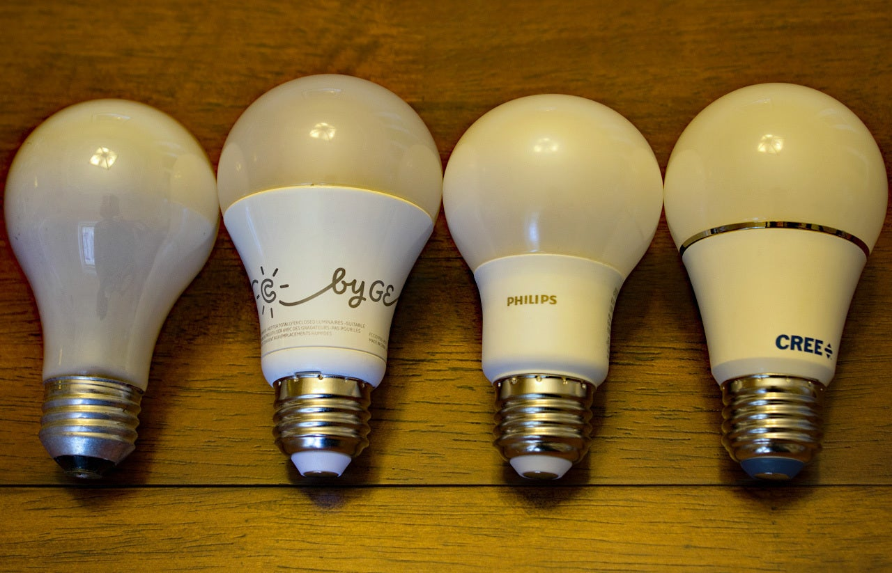 Cree Soft White Dimmable Led Review Great Light And Perfect Dimming Pcworld: led light bulb cost