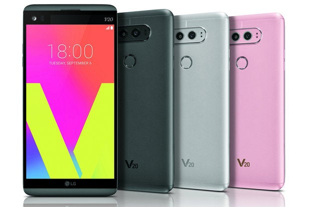LG V20 'First New Android 7.0 Nougat Smartphone' to Launch Today