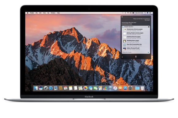 MacOS Sierra: The day that nothing happened