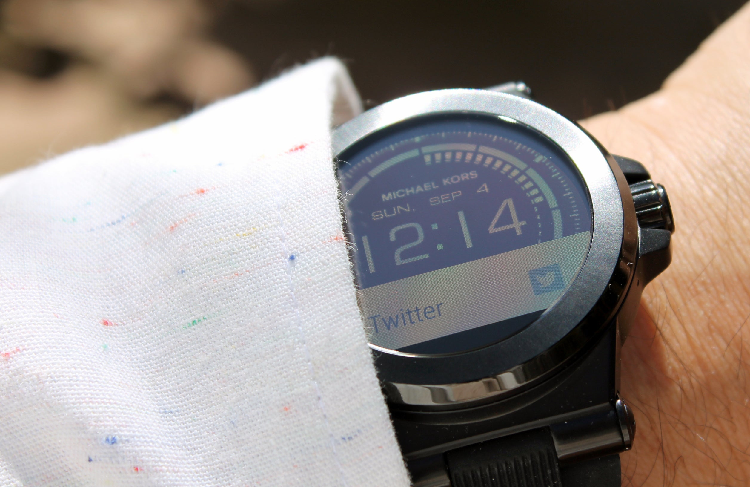 884077183e4a Michael Kors Access review  A fashion-first approach to Android Wear ...