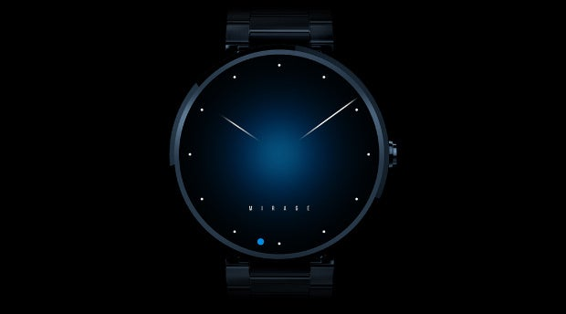 Mirage Android Wear Watchface