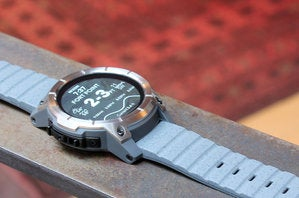 Nixon Mission review: A hardcore Android Wear watch for surf and snow