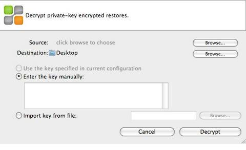 The best online backup service for securely encrypting your