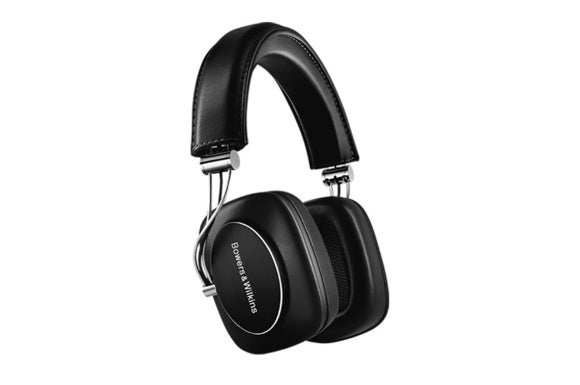 B&W P7 Wireless headphones.