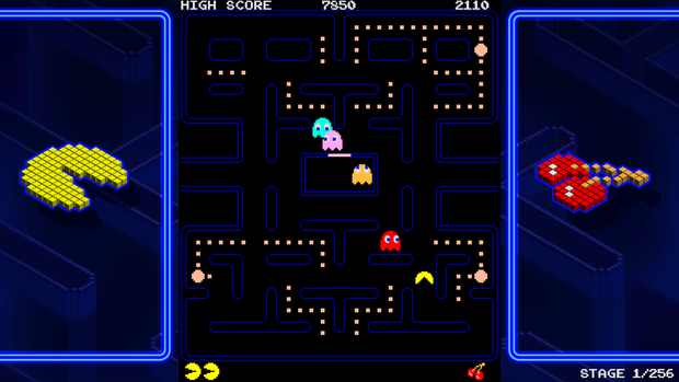 pac man android tv