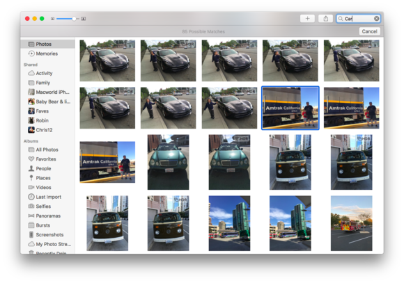 photos search