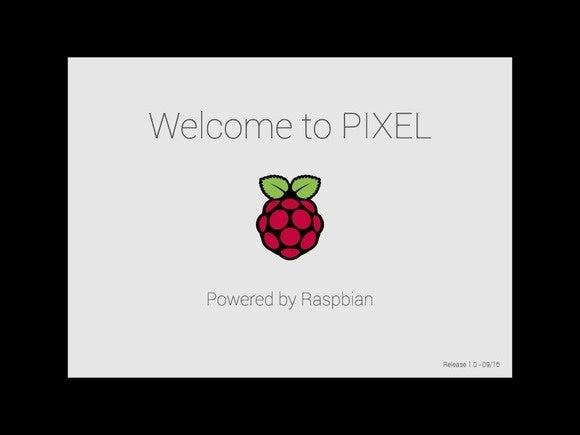 pixel splashscreen