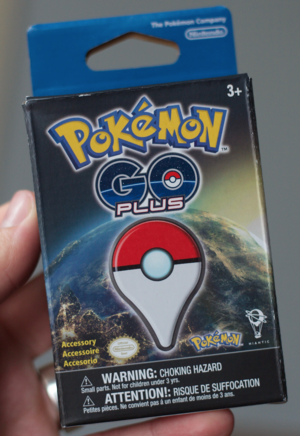 pokemon go plus box