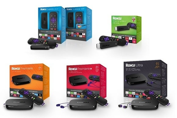 Roku reboots its entire lineup with five all-new Express, Premiere