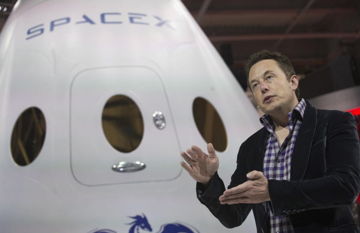 Elon Musk's next great adventure: Colonizing Mars