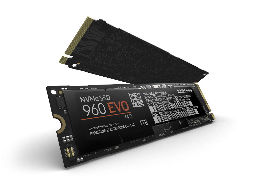 Samsung releases the world's fastest gumstick SSD | ITworld