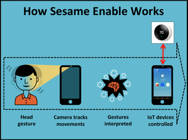 sesame enable, user interface, IoT, skilledanalysts