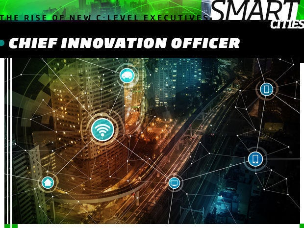 smart city Chief Innovation Officer