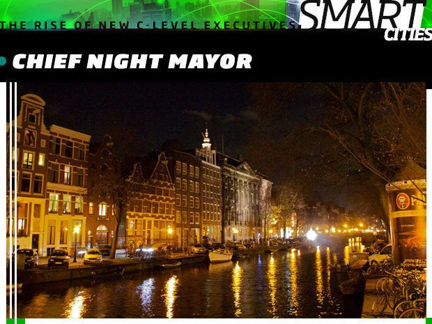 smart city chief night mayor