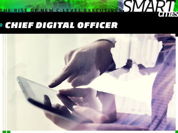 smart city Chief Digital Officer
