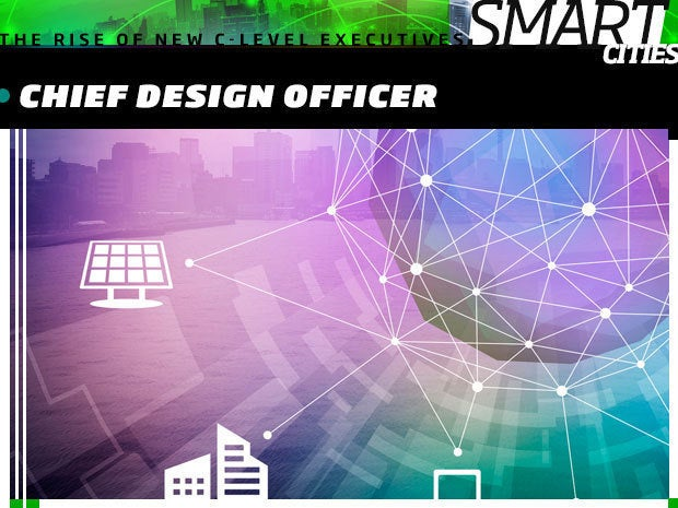 smart city Chief Design Officer