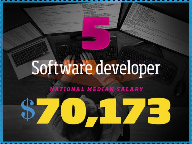 5. Software developer