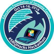 srqhacks logo