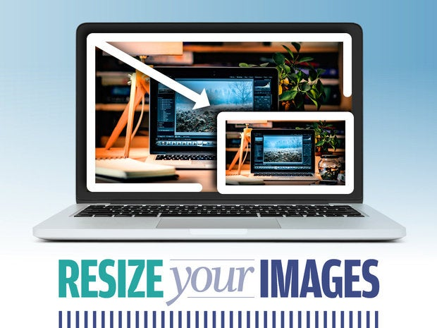 Slideshow: Boost Your Website's Loading Speed - [5] Resize your images