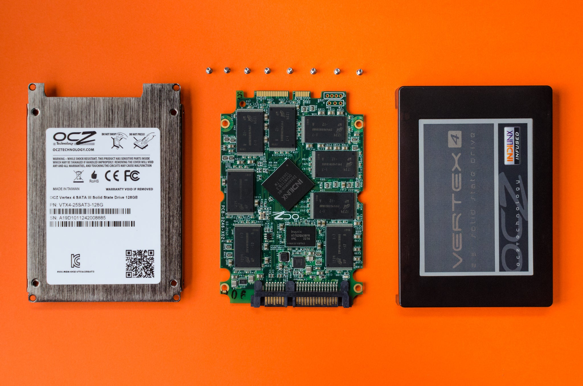 We Tear Apart A Hard Drive And Ssd To Show You How They