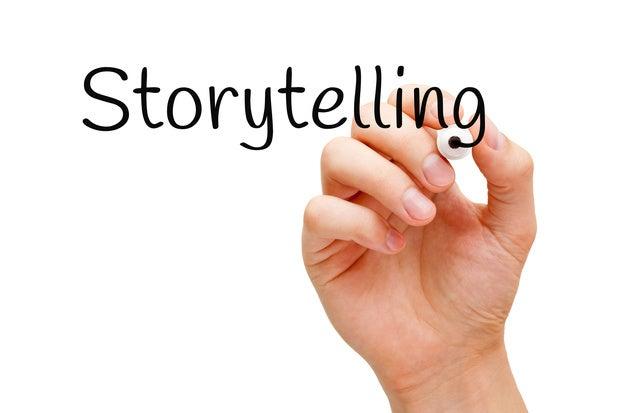 storytelling ts