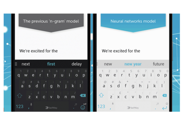 SwiftKey pledges more human-style predictions with 'neural network' keyboard capability | Greenbot