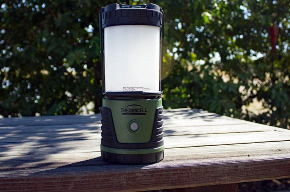 Thermacell Trailblazer mosquito-repelling lantern